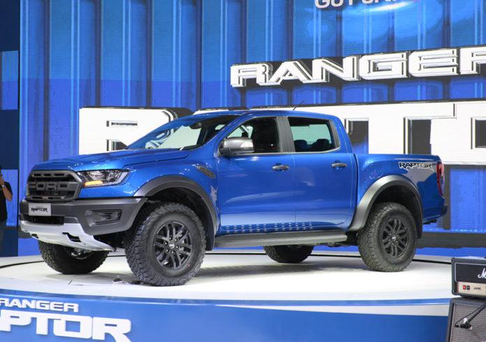 2019 Ford Ranger Raptor review