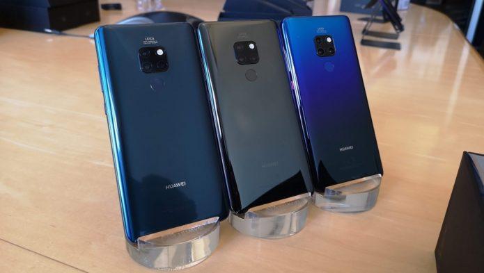 Huawei Mate 20 vs Huawei Mate 10: What's changed?