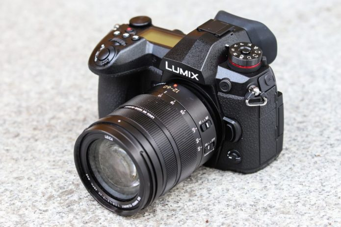 Panasonic G9 Image Quality Comparison