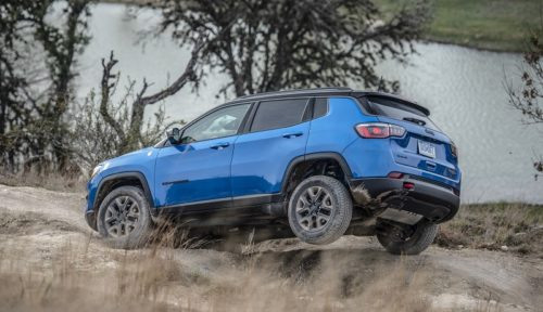 2019 Jeep Compass: What's New in Year 3 of the Redesign