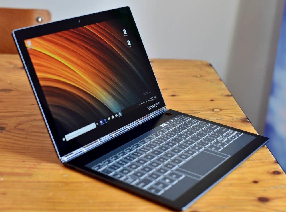 827888660fa Lenovo Yoga Book C930 review