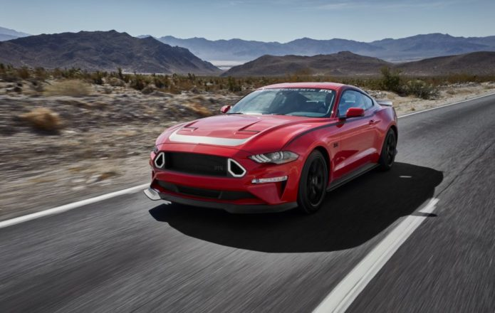 The 2019 Ford Series 1 Mustang RTR packs drift-worthy design