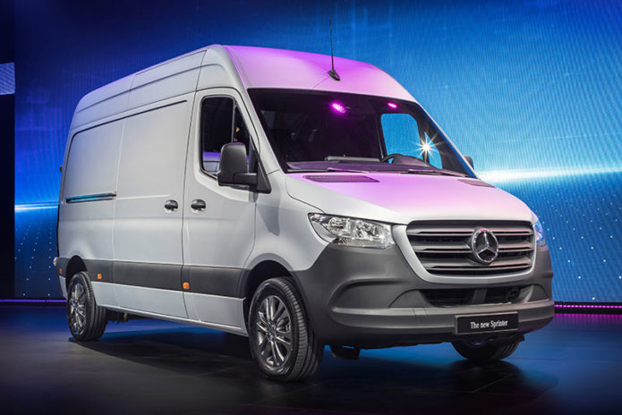 2019 Mercedes-Benz Sprinter review