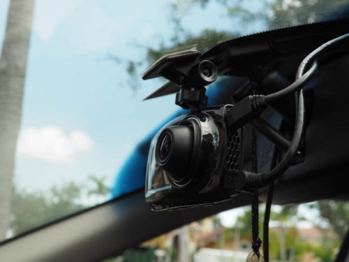 Papago GoSafe S810 dash cam review: It nails video, but lacks a battery and integrated GPS
