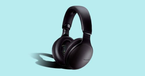 Panasonic RP-HD605N headphones review