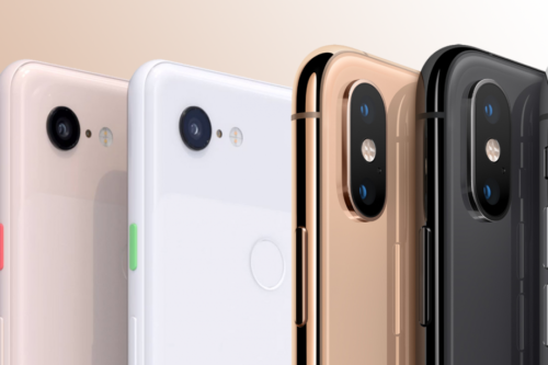 Google Pixel 3 vs Apple iPhone XS: which smartphone has the best camera?