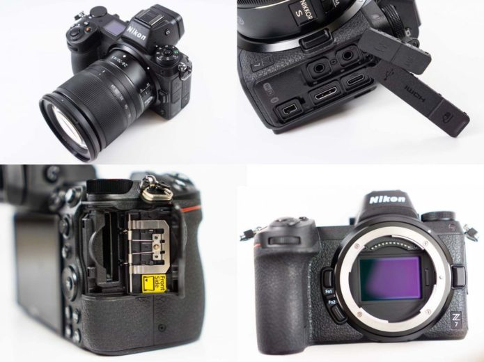 "LensRentals Nikon Z7 Teardown: ""The best built mirrorless full-frame ..."