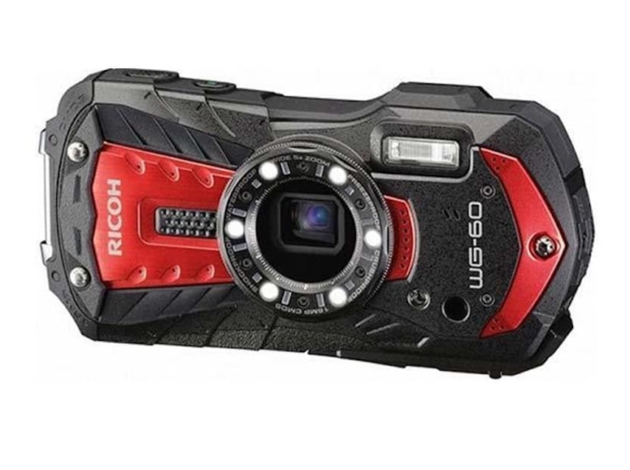 Ricoh WG-60 Rugged Camera Announced