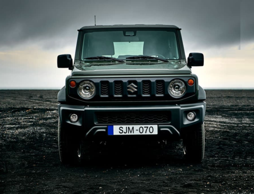 2019 Suzuki Jimny Review — International