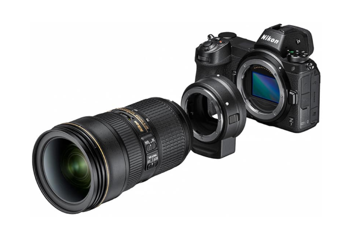 Sigma Lens Compatibility Update for Nikon Z7 Mirrorless Camera