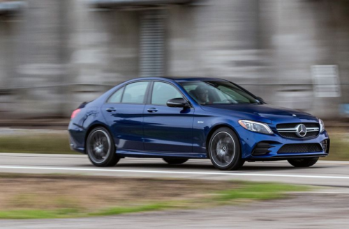 2019 Mercedes-Benz C300 / Mercedes-AMG C43 First drive review: Instrumented Test
