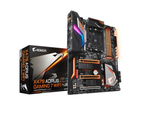 Gigabyte X470 Aorus Gaming 7 WiFi review: A motherboard that is packed full of features, and competes with the best