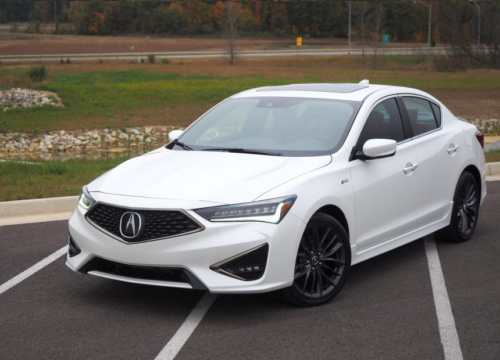 2019 Acura ILX first drive: Distinctively safer
