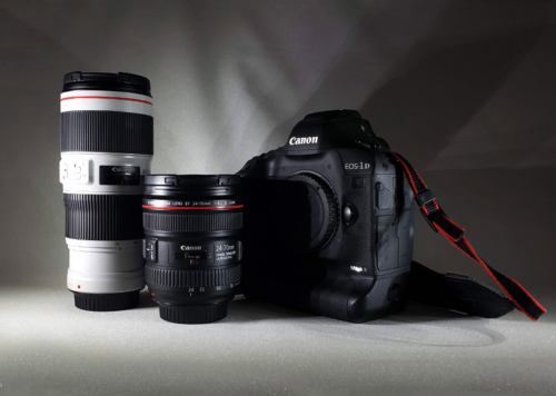 Why I used this DSLR for the Microsoft event, not a smartphone