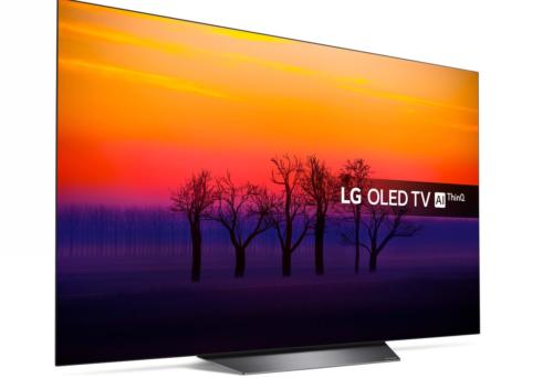 LG OLED55B8PLA Review