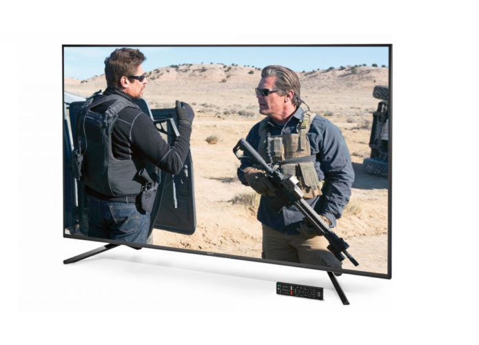 Sony KD-75ZF9 4K LCD TV review