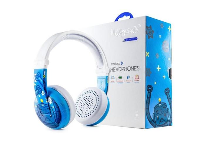 Buddyphones Wave review: Fun design, safe sound