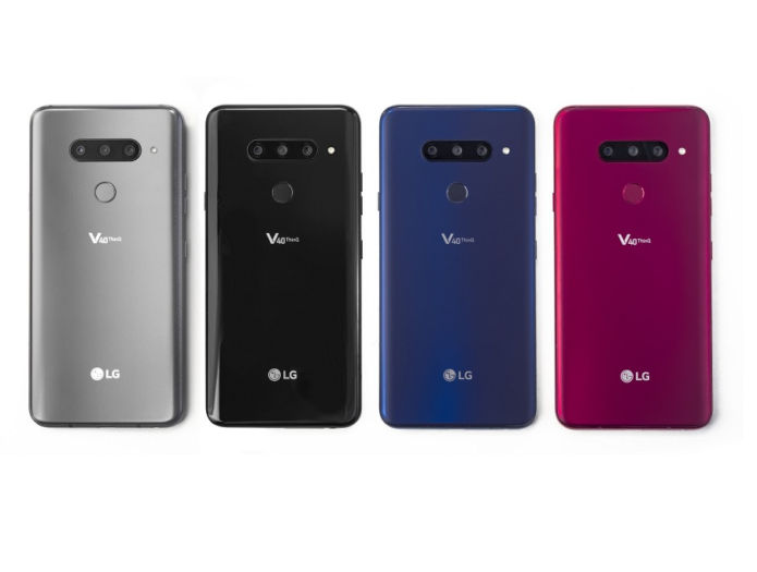 5 Best Features of the LG V40 ThinQ