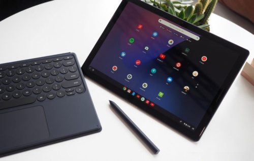Google Pixel Slate hands-on: 2-in-1 confusion [Updated]