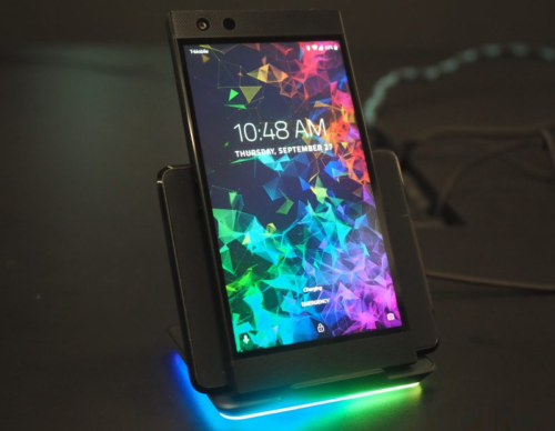 Razer Phone 2 official: Hands-on with the 120Hz mobile gaming hero