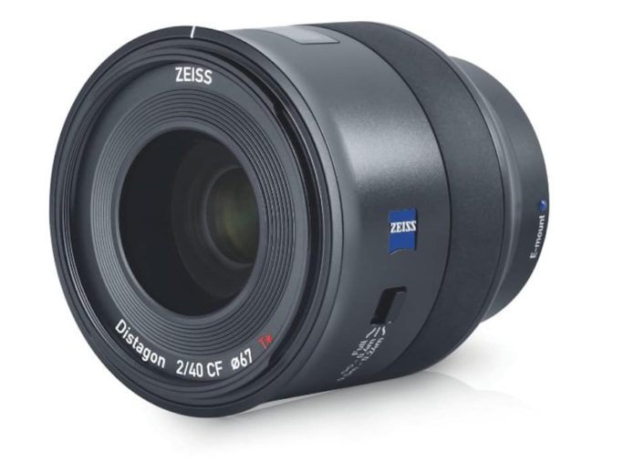 Additional Zeiss Batis 40mm f/2 CF Lens Coverage