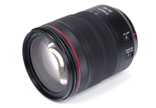 Canon RF 24-105mm f/4L IS USM Review