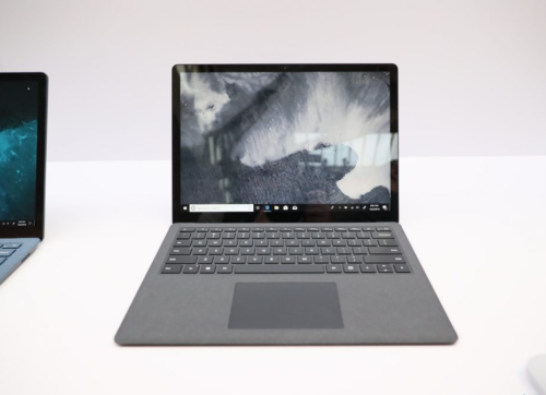 Surface Laptop 2 (2018) first impressions and hands-on