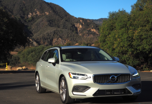 2019 Volvo V60 first drive: The wagon's time has come