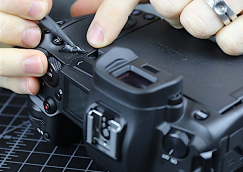 Lensrentals Canon EOS R teardown: What's inside Canon's new full-frame mirrorless camera?