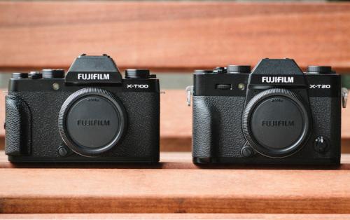 Fujifilm X-T100 vs X-T20 – The complete comparison