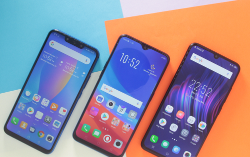 Mid-Range Showdown: vivo V11 Vs OPPO F9 Vs Huawei Nova 3i