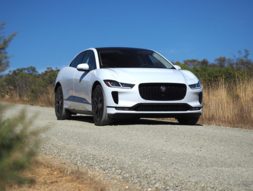 The 2019 Jaguar I-PACE is not what you expect