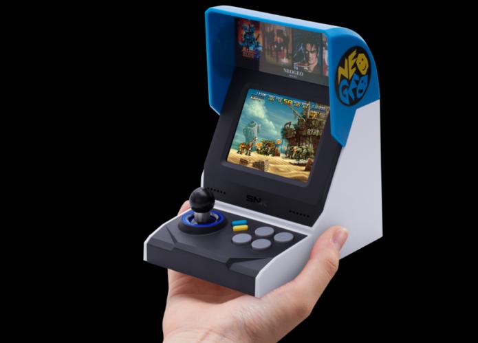Neo Geo Mini Review