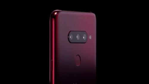 LG V40 ThinQ squeezes in 5 cameras and some surprises