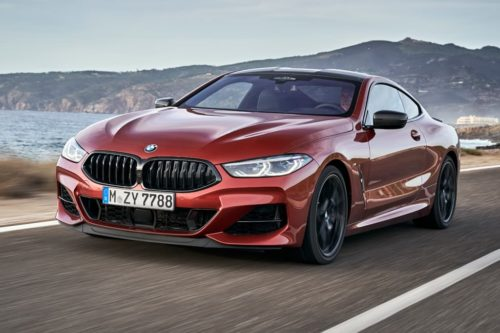 2019 BMW 8 Series Coupe Review