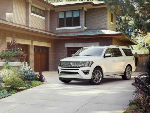 2019 Ford Expedition Max Platinum review