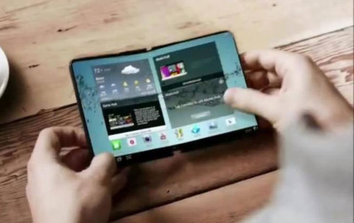 Foldable phones are the future and Samsung could lead the way