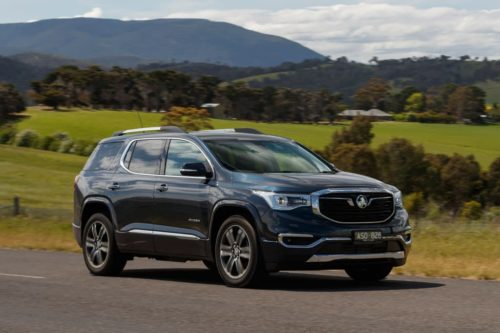 2018 Holden Acadia LTZ-V Review