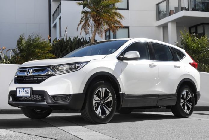 2018 Honda CR-V Vi Review - Road Test
