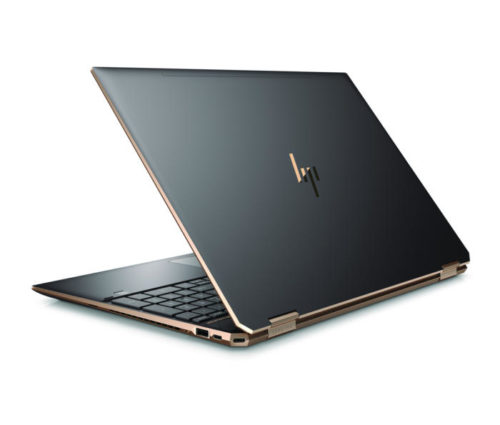 HP Spectre x360 15 (2018-update) hands-on review : HP's convertible notebook leaps to six cores