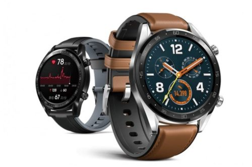 Huawei Watch GT and Band 3 Pro track fitness with incredible battery life