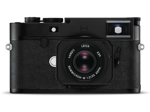Leica M10-D Rangefinder Camera Announced with no LCD