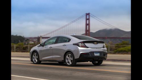 2019 Chevrolet Volt LT first drive review