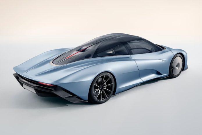 400km/h McLaren Speedtail already sold out
