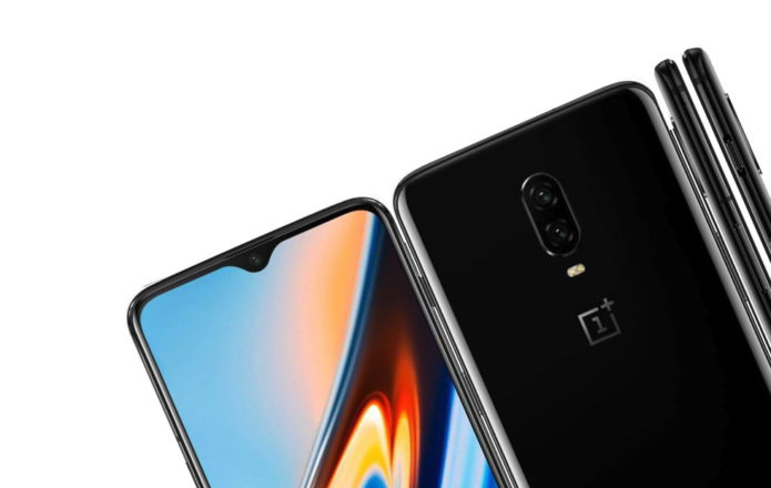 OnePlus 6T leaked in full, from all angles