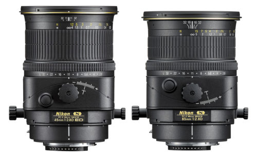 Nikon 45mm f/2.8D PC-E Review
