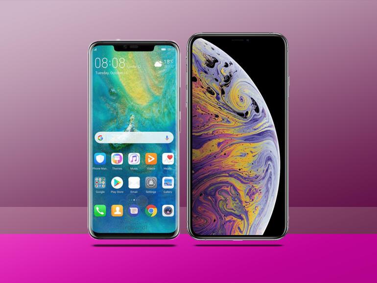 Huawei Iphone