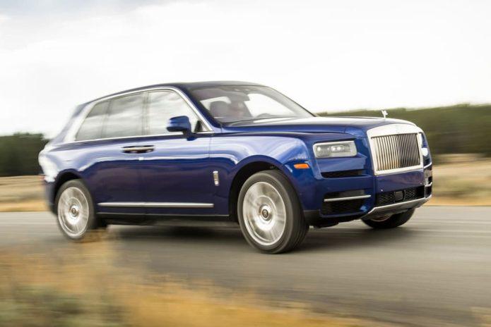2019 Rolls-Royce Cullinan Review – International