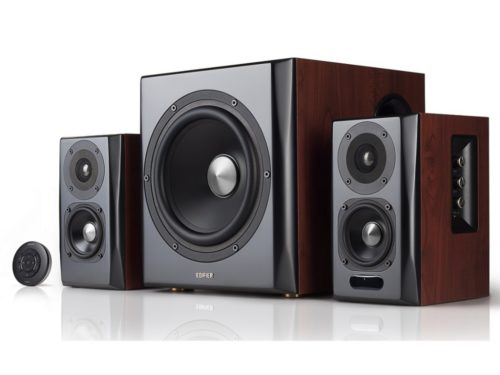 Edifier S350DB review: Outstanding sounding bookshelf speakers with sound to spare