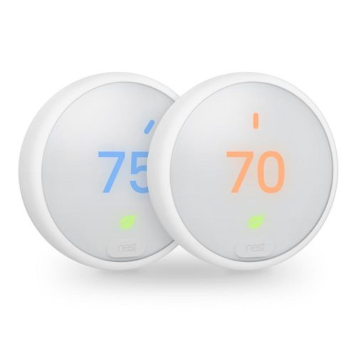 Nest Thermostat E hand-on review: A smart, sophisticated, self-install thermostat